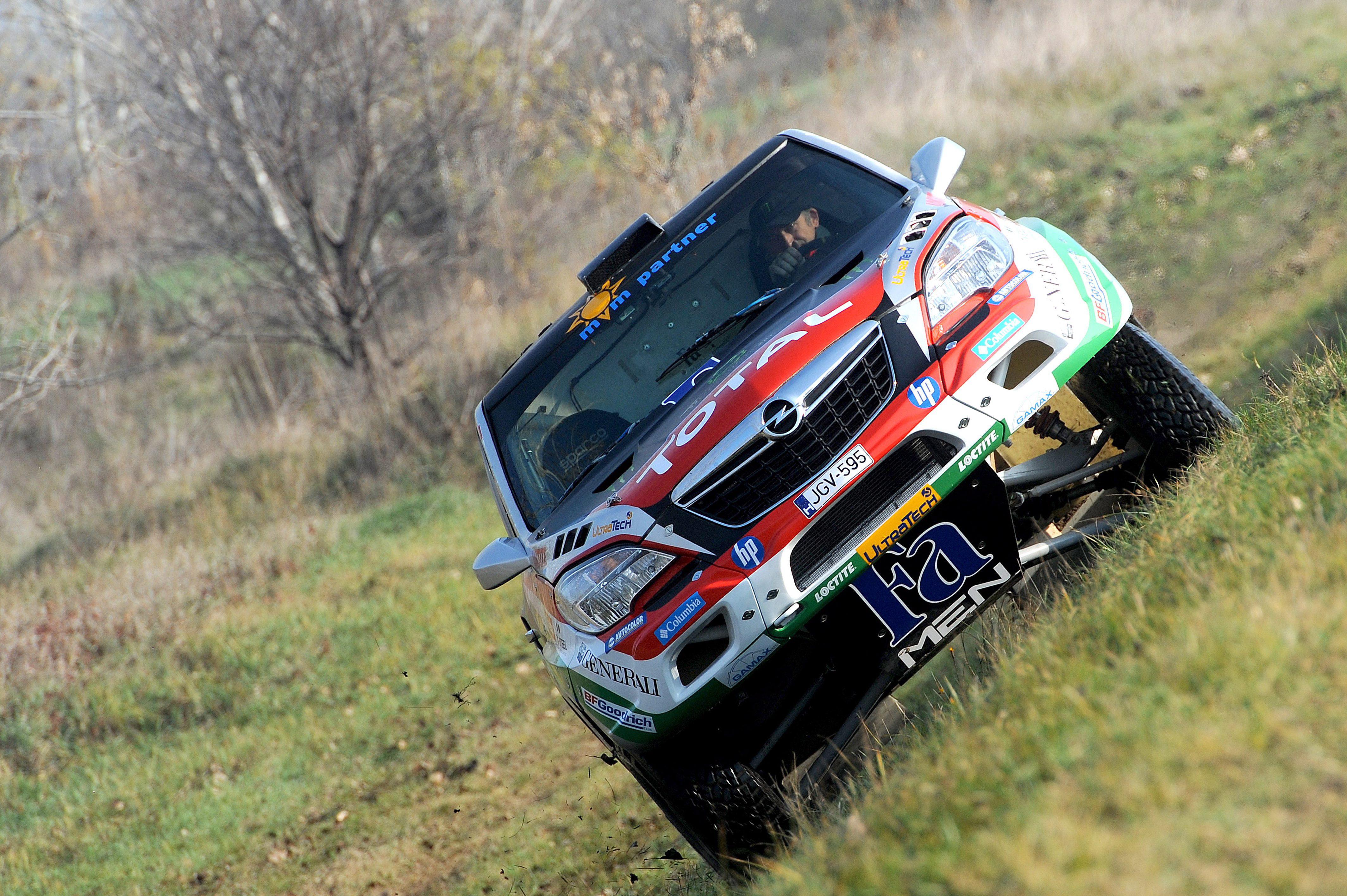 Mokka rally car - Vauxhall Mokka Forums