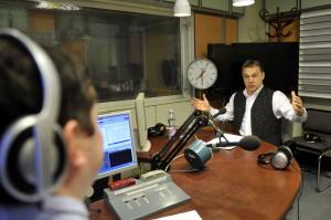 Kiss Gábor; Orbán Viktor