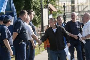 Kossuth Lajos; Pintér Sándor; Hende Csaba; Orbán Viktor; Molnár Béla; Bakondi György