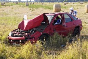 Halálos baleset történt a 4623-as úton Szentkirály és Tisz