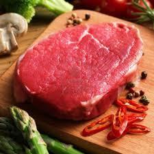 Egészséges friss hús