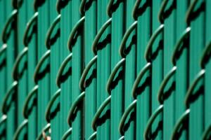 Műanyag kerítés