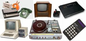 Klasszikus szórakoztató elektronika