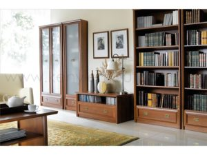 Könyvespolc nappaliba
