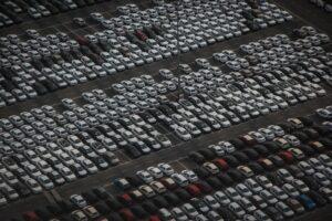 Parkoló sok hellyel